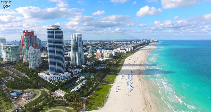 Du học Mỹ 2020 - Thông tin về tiểu bang Florida