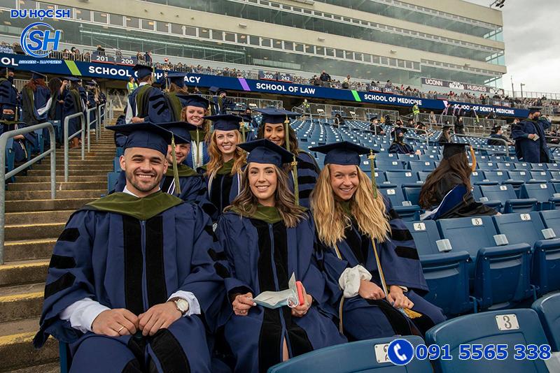 University Of Connecticut: 1 trong những trường đại học danh giá